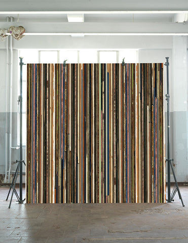 PHE-15 Scrapwood Wallpaper by Piet Hein Eek | NLXL