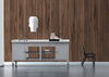 TIM-01 Timber Strips Wallpaper by Piet Hein Eek