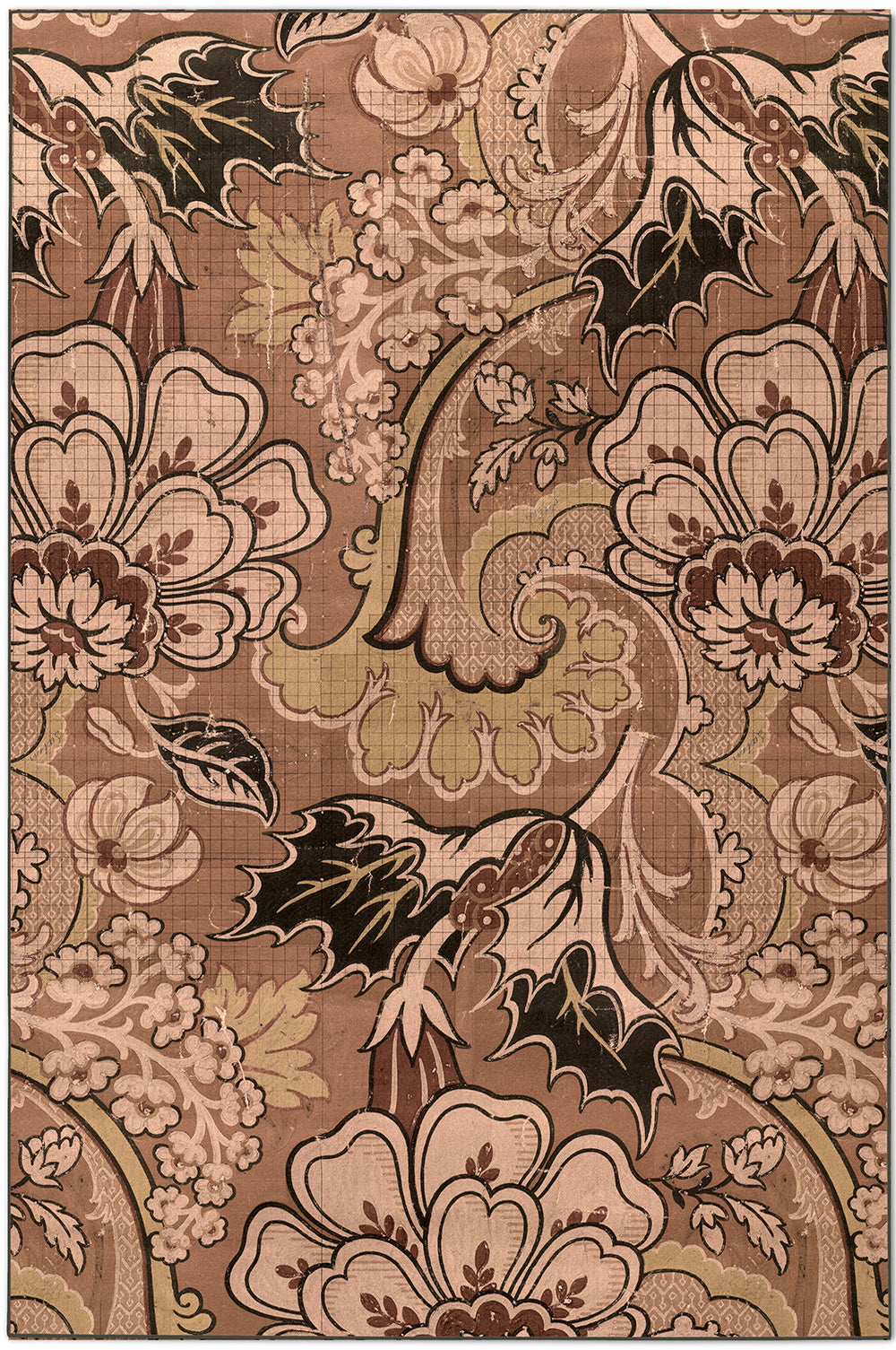 Paola Marron Rug by Mr. & Mrs. Vintage
