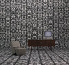 JOB-06 Withered Flowers Black Archives Wallpaper by Studio Job | NLXL