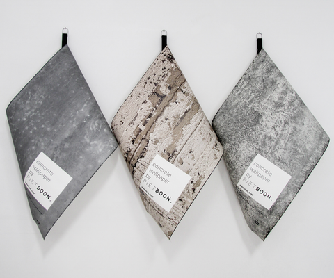 Sample Sheets Concrete by Piet Boon