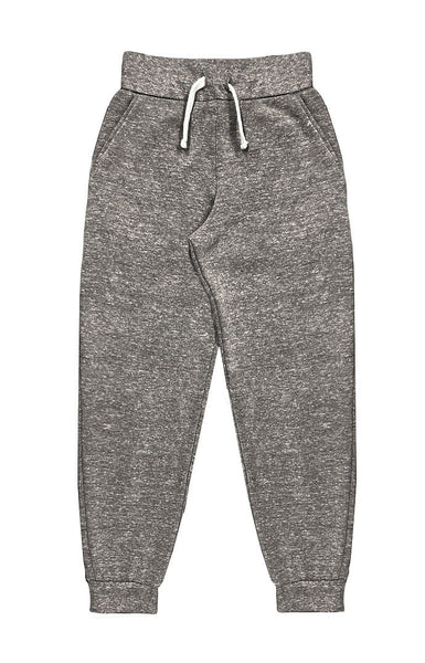 25027 2-Pack Youth Triblend Fleece Jogger Sweatpants