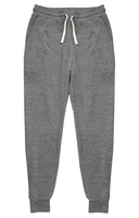 Men's/Women's Triblend Fleece Hoodie and Sweatpant Set Made in USA 25050 25057