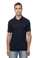 2-Pack Men's Organic Cotton Polo Shirt by Royal Apparel Made in USA 5057ORG