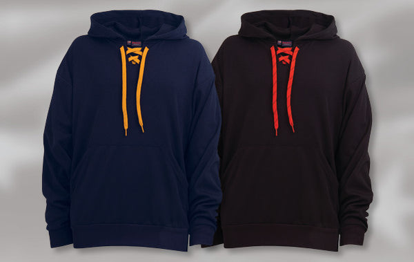 New 6700 Playmaker Lace-Up Performance Fleece Made in USA by King Louie