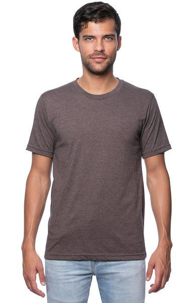 Unisex Organic RPET Blend Tee 2-pack by Royal Apparel Made in USA 95051