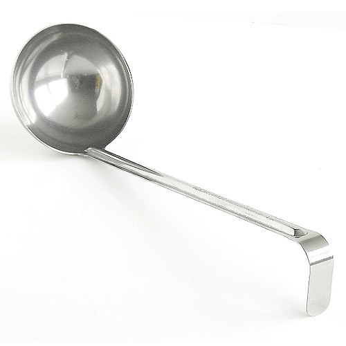 Ladle 8oz Stainless Steel Made in USA B-58