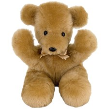 "Friendly Bear 12"" by American Bear Factory"