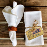 Two Sets of Four Table Napkins by Country Cottons Made in USA!