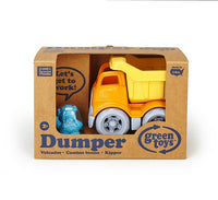 Construction Truck Dumper Made in USA by Green Toys CDPA-1107