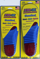 Ener-Gel Cushion Maxx Insoles Made in USA by Paragon