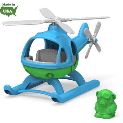 Green Toys® Helicopter Made in USA HELA-1062