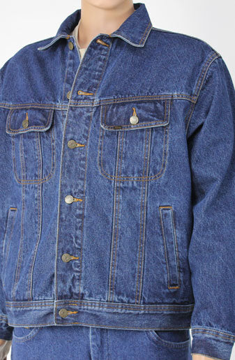 Texas Jeans Jacket DJIDX Made in USA