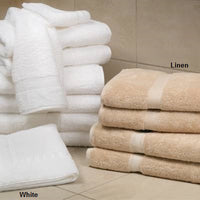 "Magnificence Super Set (Two Bath Towels (27"" x 54""), Two Hand Towels, Two Wash Cloths, and a Floor Mat) Made in USA by 1888 Mills"