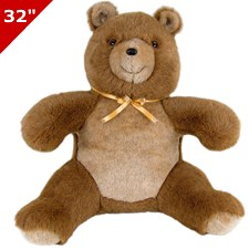 "Papa Bear 32"" by American Bear Factory"