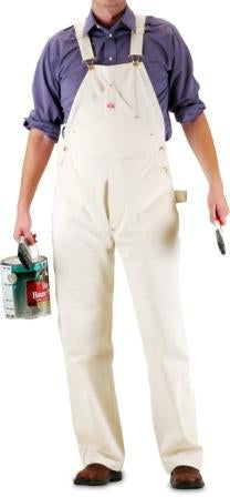 Men's Natural Painter Overall by ROUND HOUSE® Made in USA 71