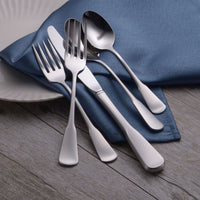 Candra Stainless Flatware 65 Piece Set Made in USA