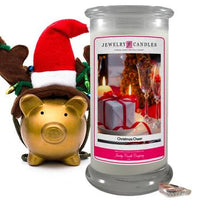 Christmas Cheer Jewelry Candle Made in USA