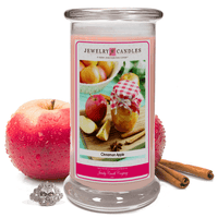 Cinamon Apple Jewelry Candle Made in USA