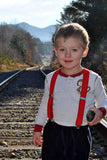Kid's Clip Suspenders by Walking Boss American Made