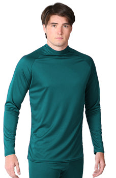 Microtech™ Form Fitted Long Sleeve Top 2pk Made in USA by WSI Sports 601YLS