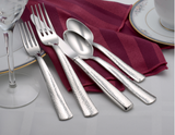 Pinehurst Flatware Stainless Steel Made in USA 65pc Set