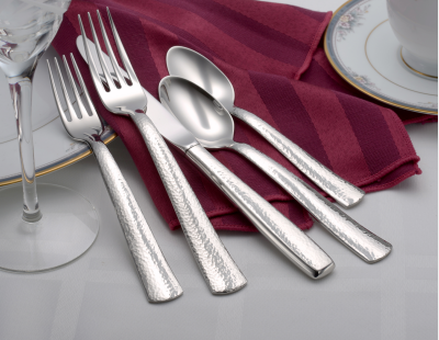Pinehurst Flatware Stainless Steel Made in USA 20pc Set