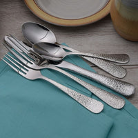 Providence Stainless Flatware - 65 Piece Set Made in USA