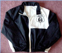 Route 66 Windbreaker by Stately Made in USA route66jacket