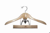 Setwell Coat and Suit Contour Hanger #548 USA Made