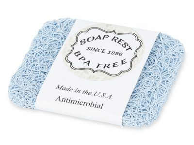 Soap Rest Pad 2-Pack Made in USA by Precision Cutting