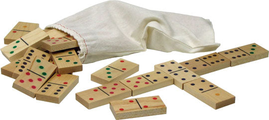 Standard Dominoes USA Made by Maple Landmark