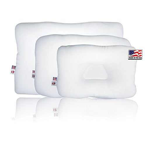 Tri-Core Cervical Pillow USA Made by Core Products