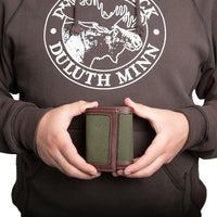 Tri-Fold Wallet Made in USA by Duluth Pack
