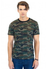 2-Pack Unisex Camo Tee by Royal Apparel Made in USA 17551CMO