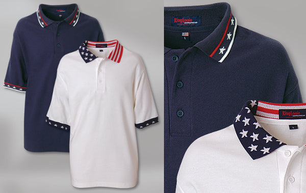 Freedom Patriotic Sport Shirt by King Louie Made in USA