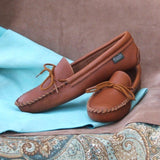 Women's Softsole Moccasins Made in USA by Footskin 1200