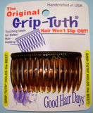 "2.75"" Grip-Tuth Hair Tucks (Set of 2) American-Made by Good Hair Days"
