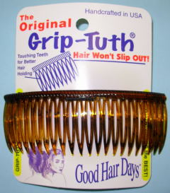 "4"" Grip-Tuth Hair Tucks Made in USA by Good Hair Days"