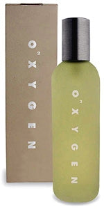O2XYGEN Eau de Toilette for Men 3.4 oz. Bottle, Made in USA