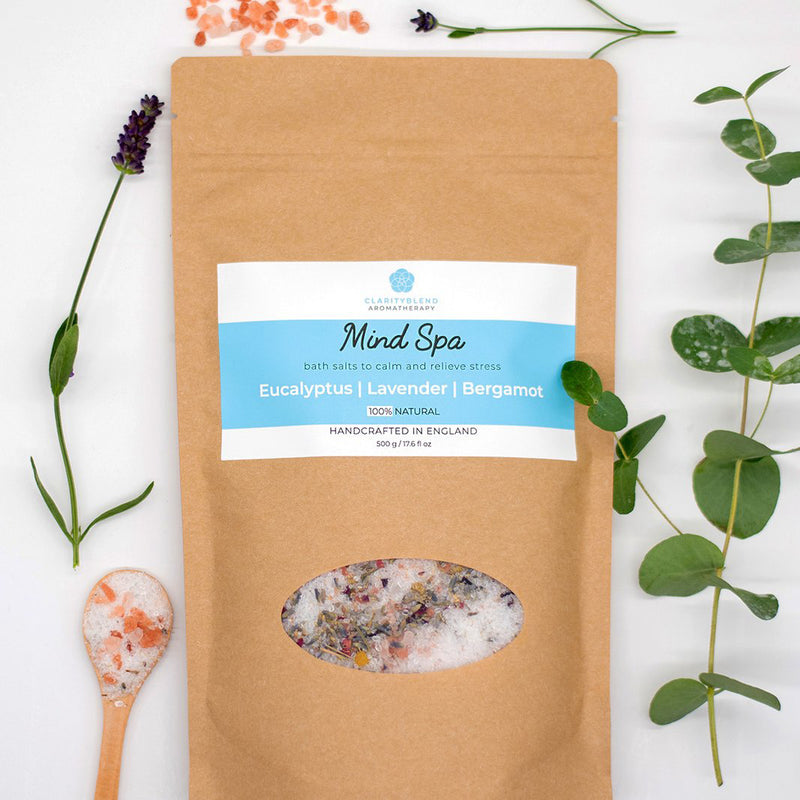 Mind Spa Bath Salts