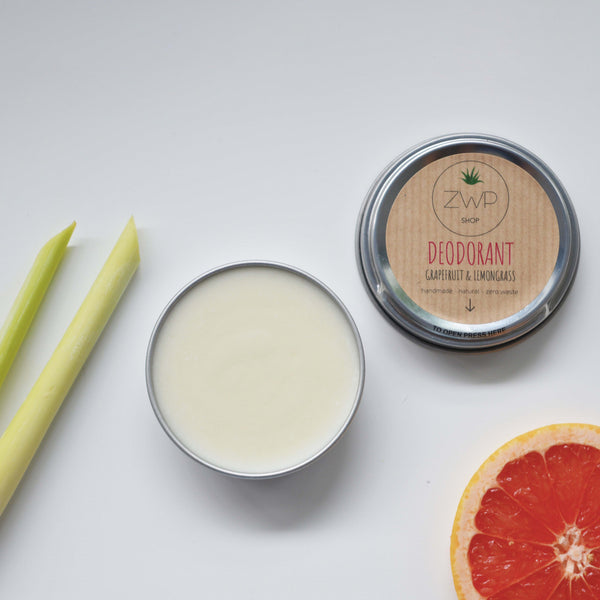 Grapefruit & Lemongrass Deodorant