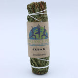 Cedar Smudge Stick Mini Bundle