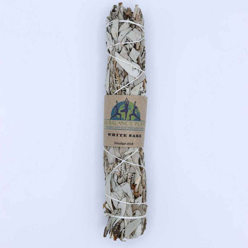 White Sage Smudge Stick- Large