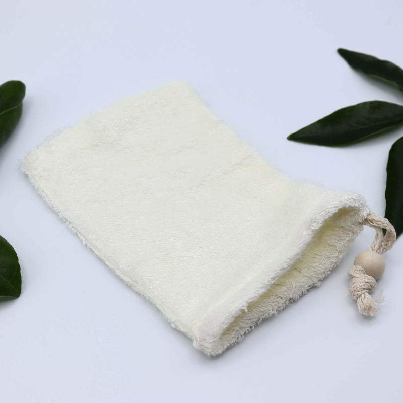 Bamboo Soap Bag Pouch