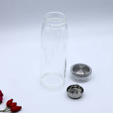 Borosilicate Glass Reusable Bottle