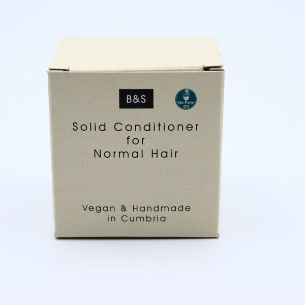 Solid conditioner bar for Normal hair