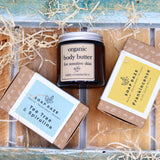 Organic & Natural Body Gift Set
