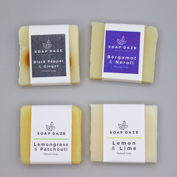 Selection of 4 Guest Soaps