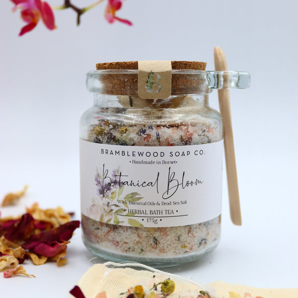 Botanical Bloom Bath Tea